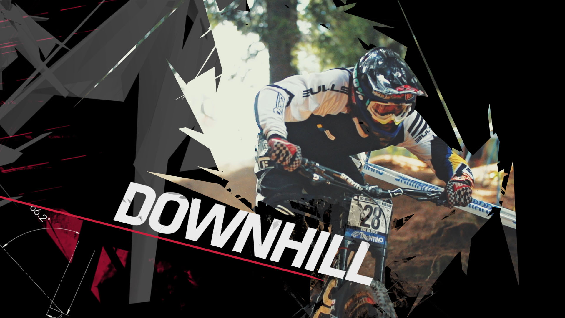 UCI Mountainbike World Cup 2016 Downhill